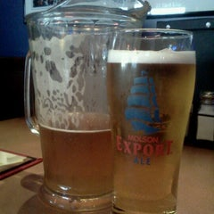 Photo taken at Boston Pizza by Diana N. on 10/25/2012