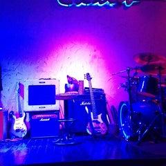 Photo taken at Saxn'art Jazz Club by Herve R. on 4/16/2015