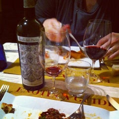 Photo taken at Enoteca Guidi by Valentina M. on 3/17/2013