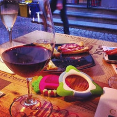 Photo taken at Enoteca Guidi by Valentina M. on 5/18/2013