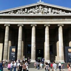 Photo taken at British Museum by yoon J. on 8/29/2013