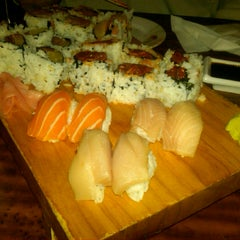 Photo taken at Asahi Sushi by Steve F. on 9/21/2012
