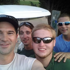 Photo taken at Southern Tee Golf Course by Aleks on 8/27/2013