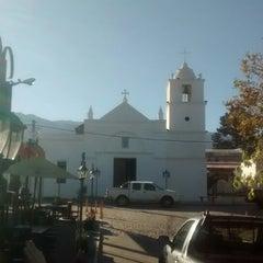 Photo taken at Villa de Merlo by Pablo C. on 8/15/2014