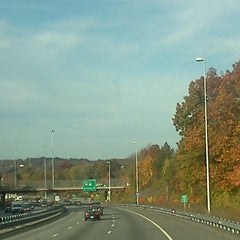 Photo taken at I-290 by Kimberlee C. on 10/23/2012