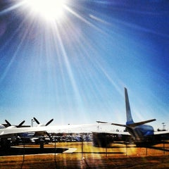 Photo taken at Tinker Air Force Base by Kimberlee C. on 1/4/2014