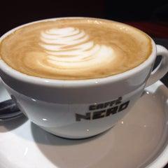 Photo taken at Caffè Nero by Paul S. on 11/16/2015
