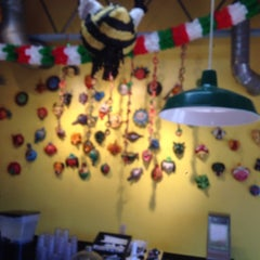 Photo taken at Bumble Bee's Baja Grill by Robert S. on 1/29/2014