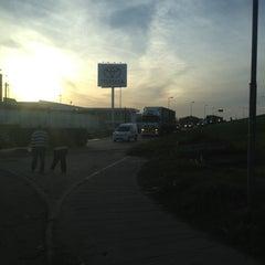 "Photo taken at Terminal de Ómnibus de Campana by ""Hetitor"" V. on 6/14/2013"