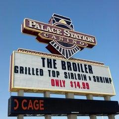 Photo taken at Palace Station Hotel & Casino by Stella D. on 9/29/2012