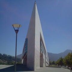Photo taken at Parque Bicentenario by Ricardo R. on 2/20/2013
