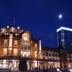 Photo taken at 東京駅 (Tokyo Sta.) by Msyk *. on 8/17/2013
