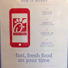 Photo taken at Chick-fil-A by Joey M. on 10/15/2015