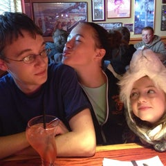 Photo taken at Red Robin Gourmet Burgers by Erin C. on 10/27/2013