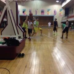 Photo taken at YMCA LH 스포츠센터 by Gary K. on 7/26/2014