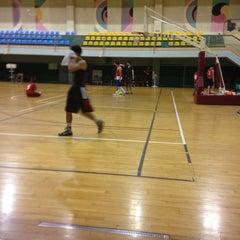 Photo taken at YMCA LH 스포츠센터 by Gary K. on 8/2/2014