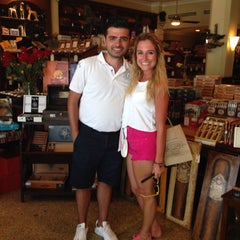Photo taken at Little Havana Cigar Factory by Aysegul A. on 8/19/2015