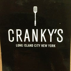 Photo taken at Cranky's Cafe by Patrick T. on 2/5/2013