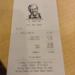 Photo taken at KFC / KFC Coffee by Josephine F. on 10/27/2014
