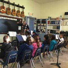 Photo taken at Silver Bluff Elementary School by Juan C. on 12/16/2014