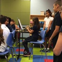Photo taken at Silver Bluff Elementary School by Juan C. on 10/26/2015