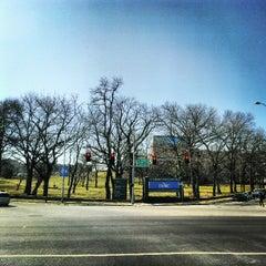 Photo taken at University of Missouri-Kansas City (UMKC) by Benton on 4/4/2013