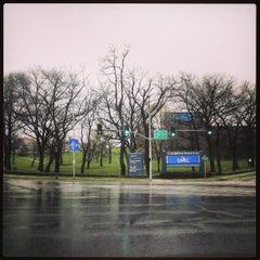 Photo taken at University of Missouri-Kansas City (UMKC) by Benton on 4/23/2013