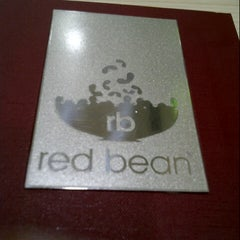 Photo taken at Red Bean by Rudhy H. on 4/9/2013