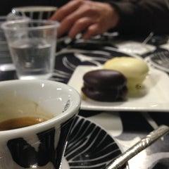 Photo taken at Chocolat by Pasquale Emanuele C. on 4/18/2013
