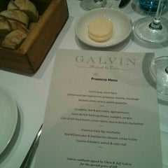 Photo taken at Galvin Bistrot de Luxe by Stavroula K. on 9/19/2015