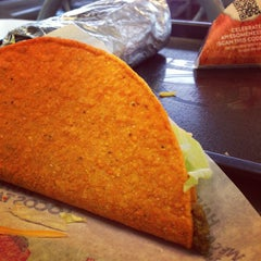 Photo taken at Taco Bell by Brett R. on 12/27/2012