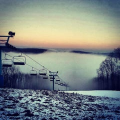 Photo taken at Holiday Valley Resort by Pat M. on 12/14/2012