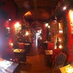 Photo taken at Nerone Trattoria by Alessandro C. on 7/27/2013