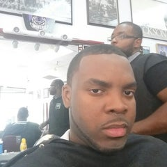 Photo taken at Warren Barbershop by @djdonx d. on 10/17/2014