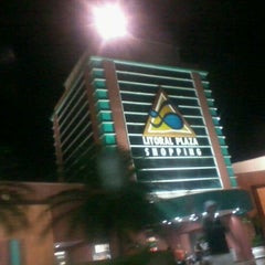 Photo taken at Litoral Plaza Shopping by Larissa D. on 11/10/2012