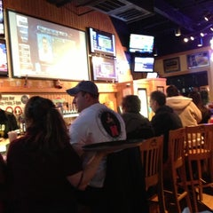 Photo taken at Buffalo Wild Wings by Mark L. on 12/8/2012