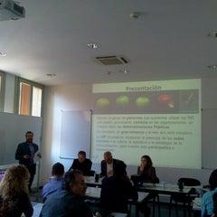 Photo taken at Escola Administració Pública Catalunya by AndreuVM on 5/16/2014