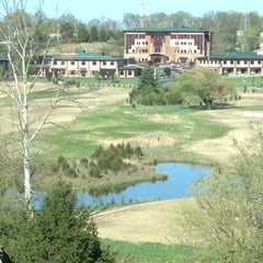 Photo taken at Meadowview Conference Resort & Convention Center by James T. on 4/15/2013