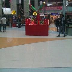 Photo taken at Ansal Plaza, Greater Noida by Aditya N. on 11/18/2012