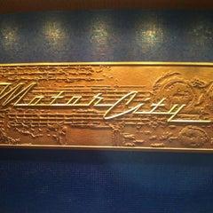 Photo taken at MotorCity Casino Hotel by Melody M. on 10/13/2012