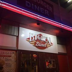 Photo taken at BIG BEN Diner by 小太郎 .. on 2/6/2016