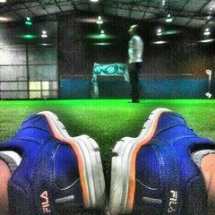 Photo taken at Futsal Masterscaff by Achad ♠. on 1/21/2016