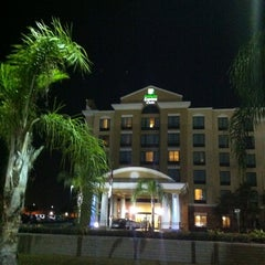 Photo taken at Holiday Inn Express & Suites Orlando - International Drive by YOUNG SUNG C. on 11/14/2012