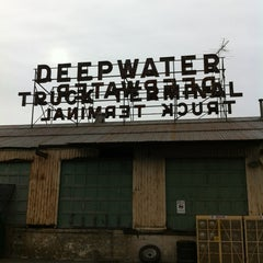 Photo taken at Deepwater Truck Center by Tony C. on 12/31/2012