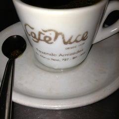 Photo taken at Café Nice by Fabricio R. on 12/18/2012