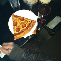 Photo taken at A Pizza Mart by Chris 😈 P. on 11/11/2012