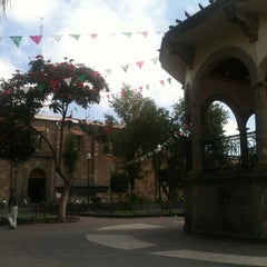 Photo taken at San Pedro Tlaquepaque by Gabriela V. on 9/30/2012