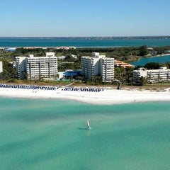 Photo taken at The Resort at Longboat Key Club by Ocean P. on 7/17/2013