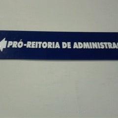 Photo taken at UFPR - Edifício Dom Pedro II by Margareth N. on 10/11/2012