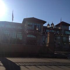Photo taken at Ilustre Municipalidad de Chillán Viejo by Humberto Adrian M. on 1/29/2013